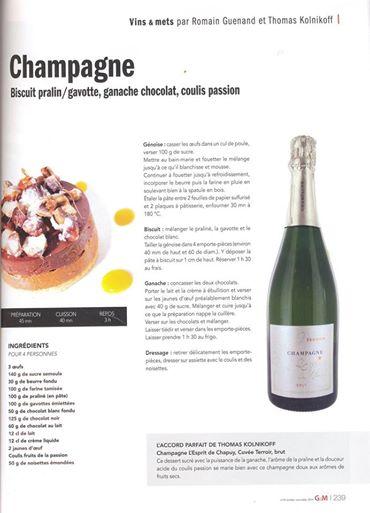 ACCORD-METS-ET-VINS-GAULT-et-MILLAU-magazine-Octobre-2014